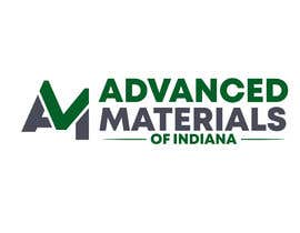 #908 for Logo Design for Advanced Materials of Indiana by katrybalko18
