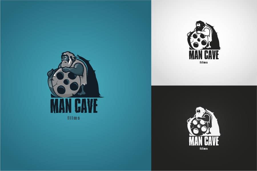 Kilpailutyö #150 kilpailussa Logo Design for Man Cave
