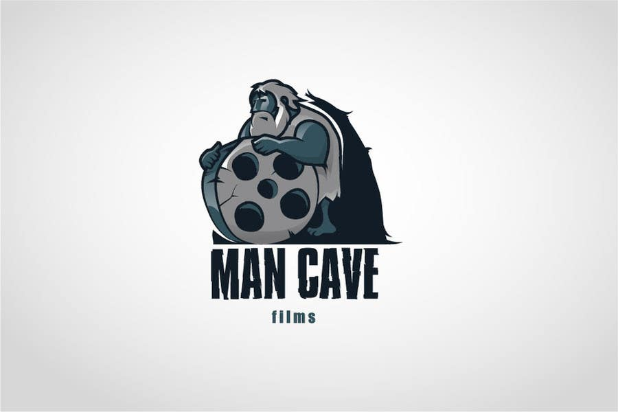 Kilpailutyö #149 kilpailussa Logo Design for Man Cave