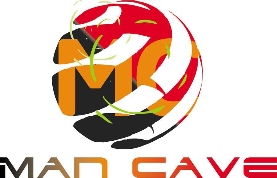Bài tham dự cuộc thi #159 cho Logo Design for Man Cave