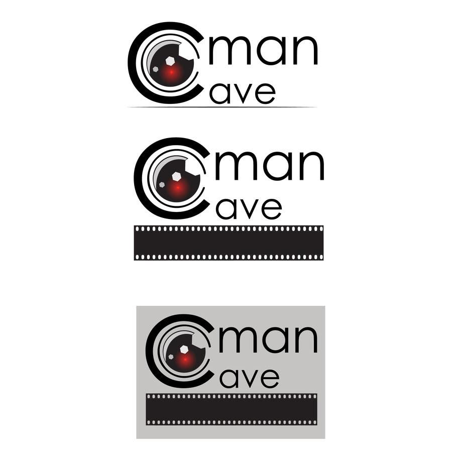 Kilpailutyö #93 kilpailussa Logo Design for Man Cave