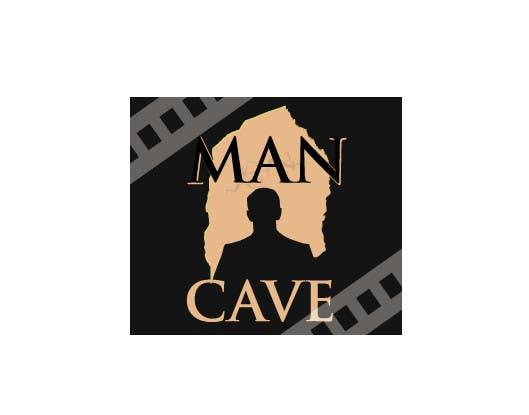 Bài tham dự cuộc thi #143 cho Logo Design for Man Cave