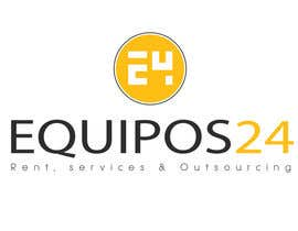 #196 for Diseñar un logotipo for Equipos24.com by ideandoenlaweb