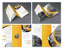 #21 for Van design and matching brochure design for a Cleaning Company by jamegroz