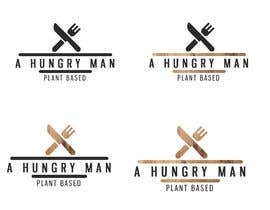 #9 for Plant based with lots of different foods, named: A Hungry Human I am wanting to incorporate the name in the middle over the top of a fork, spoon & knife, I like the look of rustic designs and maybe #plantbased in very small writing somewhere on the logo by itsAlejandro