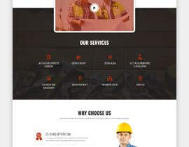 #43 for BUILD A SIMPLE, 5-PAGE WEBSITE FOR ELECTRICAL CONTRACTOR by yasirmehmood490