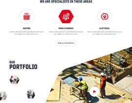 #40 for BUILD A SIMPLE, 5-PAGE WEBSITE FOR ELECTRICAL CONTRACTOR by zaxsol