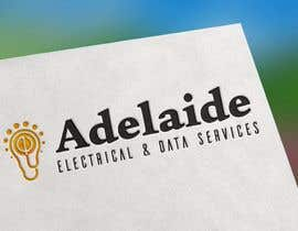 #10 for I am an electrician and I need a logo designed for my electrical business.  The business name is: Adelaide Electrical & Data Services by zwarriorxluvs269