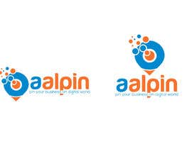 #77 for Design an Urgent Logo For 'aalpin' by rabita2233