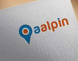 #105 for Design an Urgent Logo For 'aalpin' by FSFysal