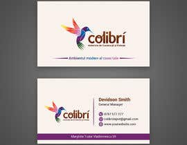 #31 para Design a Business Card de dipangkarroy1996