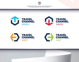 #78 for Design a Logo for Travel Channel South by R212D