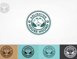 #9 para Logo Design for Arlington House Hound por Sevenbros