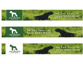 nº 34 pour Logo Design for Arlington House Hound par alfonself2012