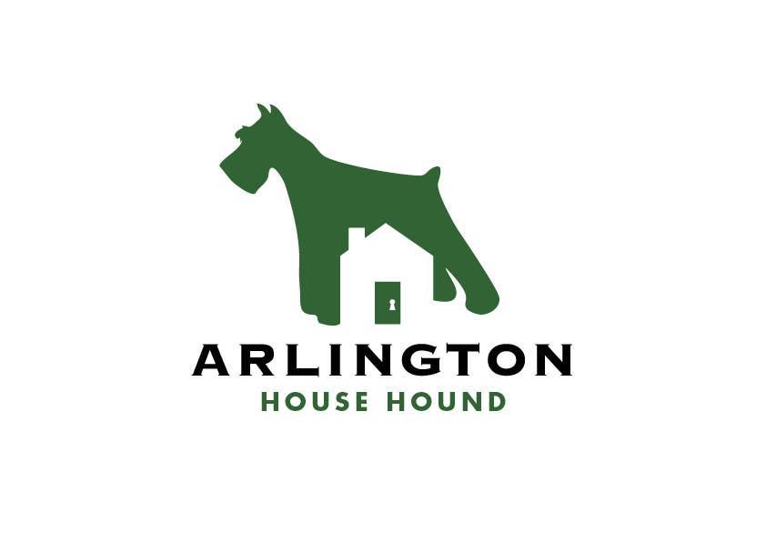 Bài tham dự cuộc thi #                                        33                                      cho                                         Logo Design for Arlington House Hound