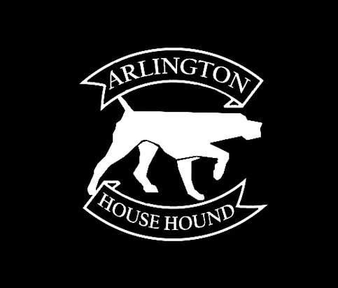 Bài tham dự cuộc thi #                                        27                                      cho                                         Logo Design for Arlington House Hound