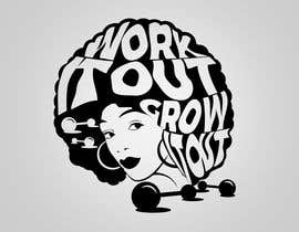 #13 for Work it out and Grow it Out by cdevangelista