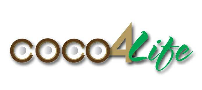 Contest Entry #12 for Create Logo for coco4life , will award and pay in next 1 hour