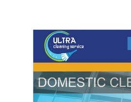#37 for Design a Logo for Ultra Cleaning Services by MezbaulHoque