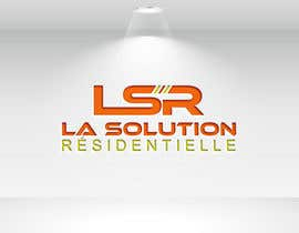 #92 for Design a Logo for the company: La Solution Résidentielle by Redrose1995
