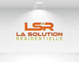 #92 для Design a Logo for the company: La Solution Résidentielle від Redrose1995