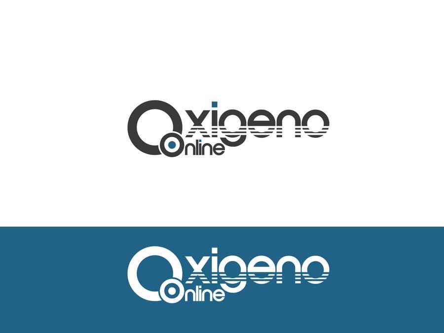 Конкурсная заявка №75 для Logo Design for Oxigeno Online