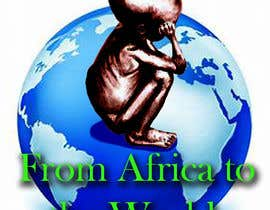 """#22 for Illustrate Theme - """"From Africa to the World"""" by sonnybautista143"""
