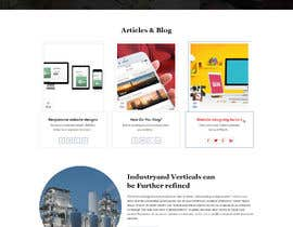 #9 for Website redesign 3 pages PSD only by yasirmehmood490