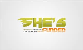Inscrição nº 160 do Concurso para Logo Design for She's Funded