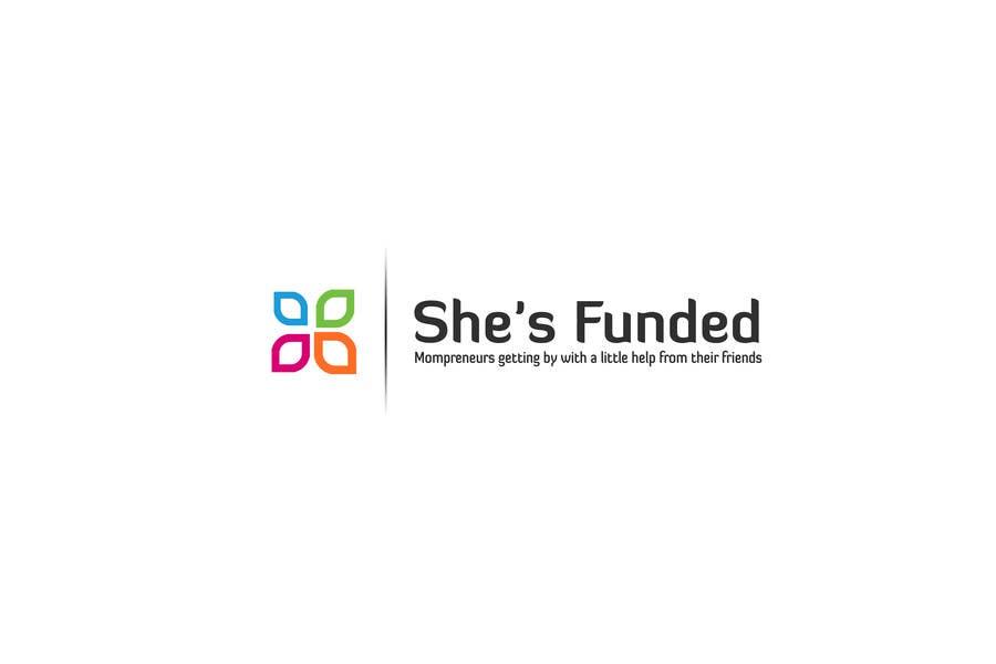 Inscrição nº 135 do Concurso para Logo Design for She's Funded