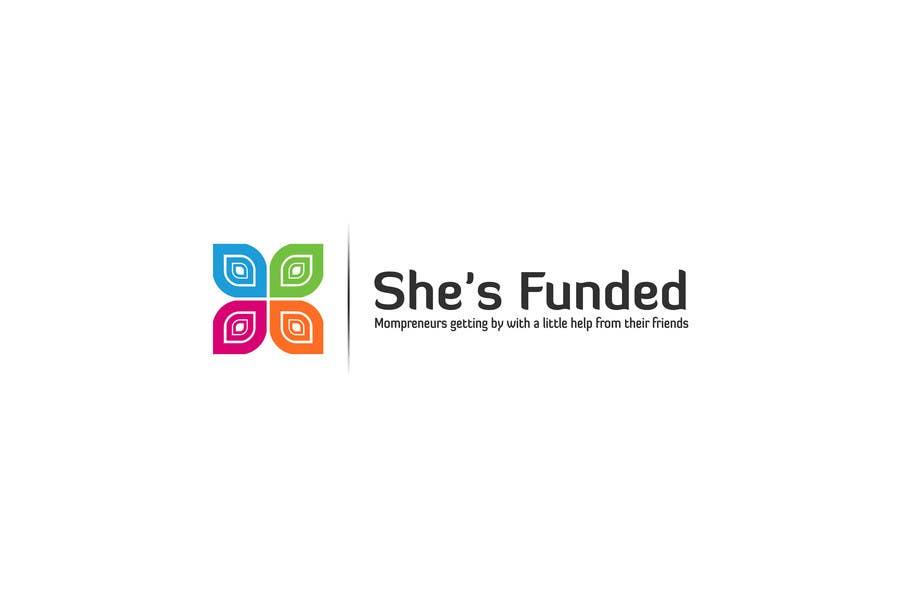 Kilpailutyö #137 kilpailussa Logo Design for She's Funded
