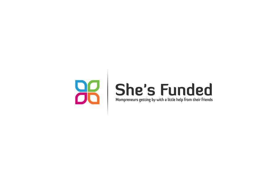 Inscrição nº 134 do Concurso para Logo Design for She's Funded