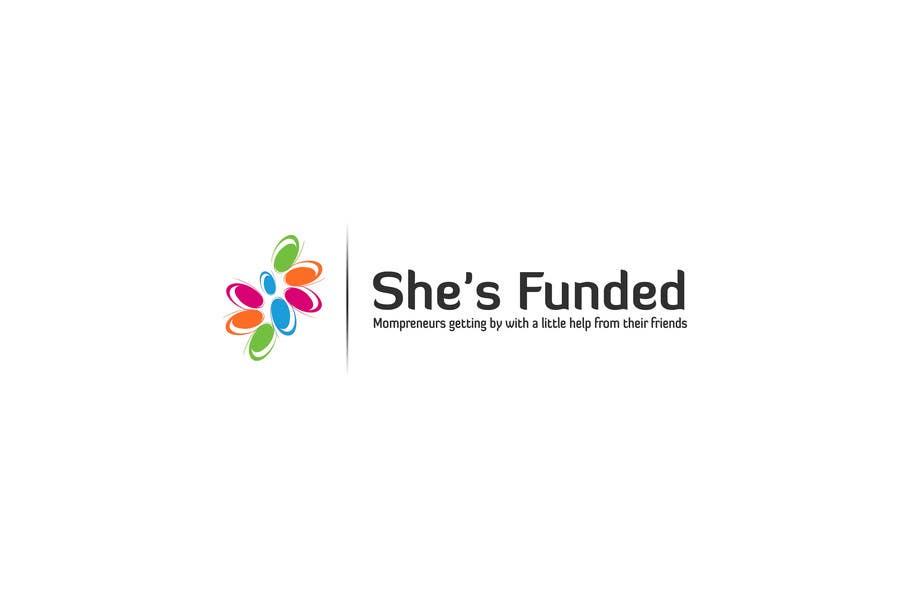 Inscrição nº 241 do Concurso para Logo Design for She's Funded