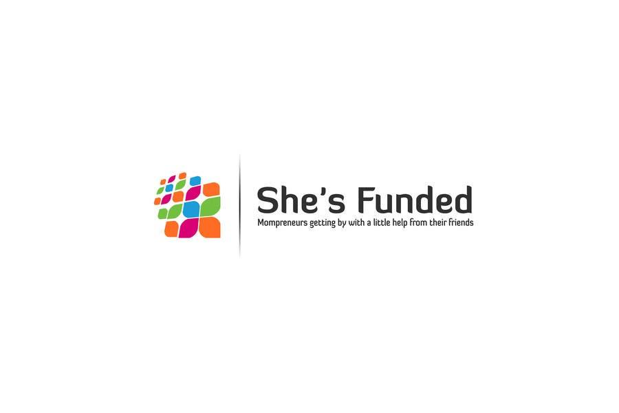 Kilpailutyö #180 kilpailussa Logo Design for She's Funded