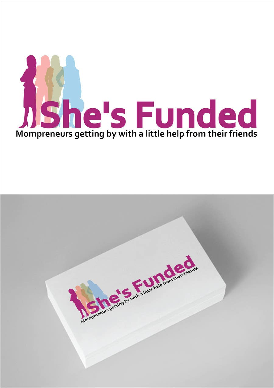 Kilpailutyö #258 kilpailussa Logo Design for She's Funded