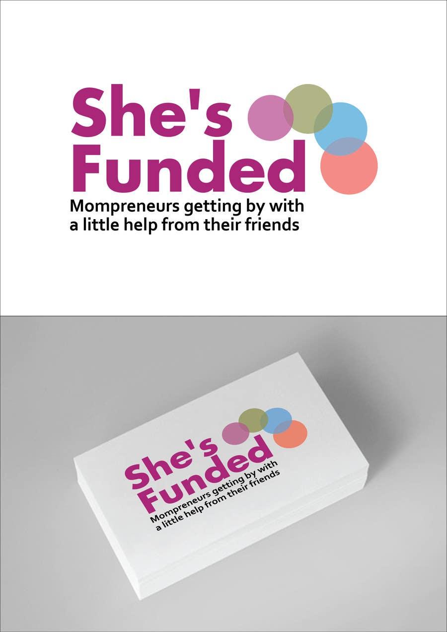Inscrição nº 260 do Concurso para Logo Design for She's Funded
