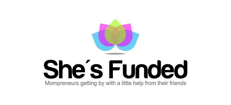 Inscrição nº 204 do Concurso para Logo Design for She's Funded