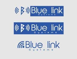 nº 520 pour logo for a firm named Blue Link Systems par larsenfree