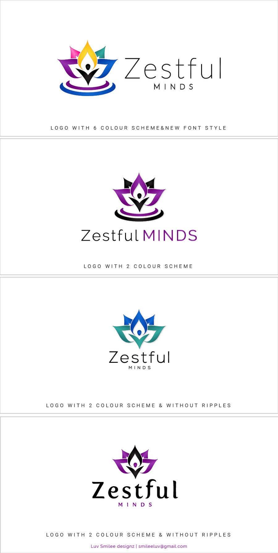 Wasilisho la Shindano #176 la Logo colour scheme makeover