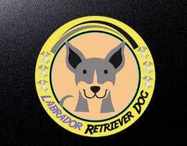 #17 for Logo design - Cartoon Dog Drawing logo by juwelmia2210