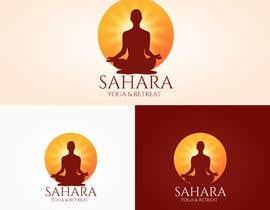 #192 para Design a Logo for Yoga-Trips into the desert de Alisa1366