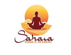 #185 para Design a Logo for Yoga-Trips into the desert de NatachaHoskins