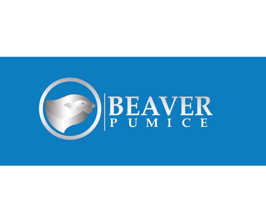 Participación en el concurso Nro.55 para Logo Beaver Pumice - Custom beaver logo