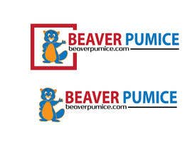#95 for Logo Beaver Pumice - Custom beaver logo by iqbalbd83