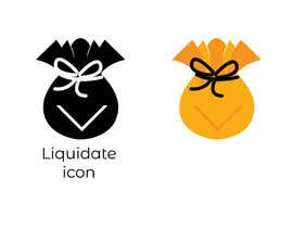 #61 for Design a Liquidate Icon by littlenaka