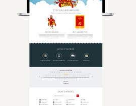 Nro 9 kilpailuun Mockup Redesign of existing Website käyttäjältä yasirmehmood490