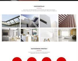 Nro 6 kilpailuun Mockup Redesign of existing Website käyttäjältä faysal195