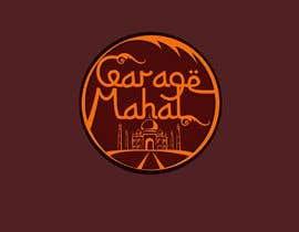 """Nro 69 kilpailuun Logo Artwork Design for """"Garage Mahal"""" man cave käyttäjältä bala121488"""