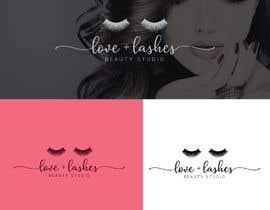 #109 cho Logo Contest:: Love + Lashes Beauty Studio bởi sharminbohny