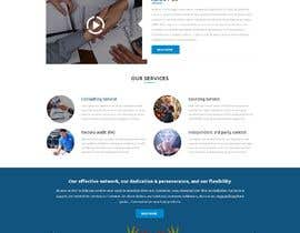 nº 1 pour WordPress Single Page Company Website par Baljeetsingh8551
